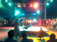 Breakdance beim Splash08